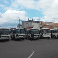 На Орловском автовокзале