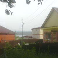 бывший магазин Рябинушка, а теперь жилой дом