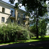 Серебряков переулок.