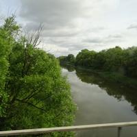 Река в окрестностях Мьёльбю