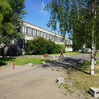 Школьная улица.