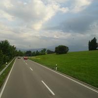 Дорога в Риден