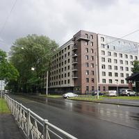 Улица Савушкина.