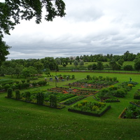Императорский сад и огород в Стрельне
