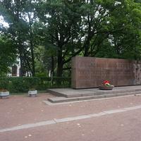 Мемориал ВОВ.
