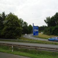 Дорога в Ашаффенбург