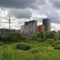 Н. Новгород - Новый микрорайон - ЖК Новая Кузнечиха