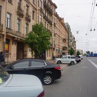 Проспект Добролюбова.