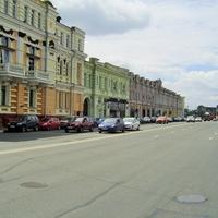Н. Новгород - Ул. Нижне-Волжская Набережная