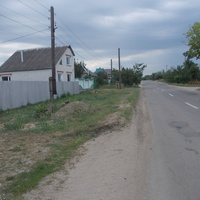 Улица Лермонтова.