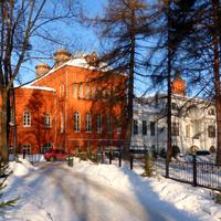 Главный дом усадьбы «Покровское-Стрешнево» (конец 19 в.)