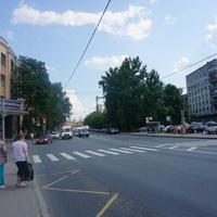 Проспект Обуховской Обороны.