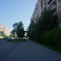Улица Дмитрия Устинова.
