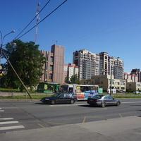 Прибрежная улица.