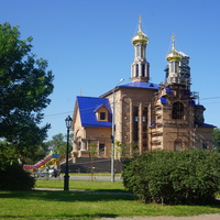Рождественская церковь.