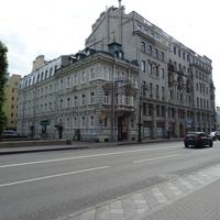 Доходный дом Д. В. Быховского