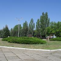 """В парке """"Юбилейный"""""""