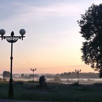 Утренний парк