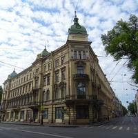 Доходный дом Э. Г. Шведерского