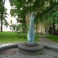 «Скрипка-Женщина» («Муза композитора») — символ вдохновения