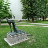 «Скрипка-Туфелька» — символ музыкального эксперимента