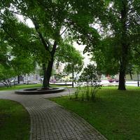 Сквер имени Андрея Петрова
