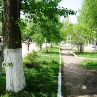 Мокроус. Улица Центральная - экскурсионный маршрут.