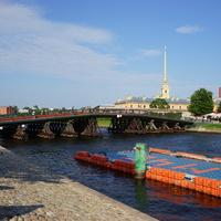 Кронверкский мост.
