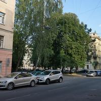Улица Воскова.