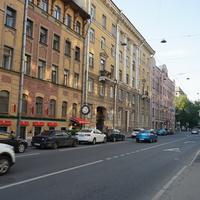 Большая Пушкарская улица.