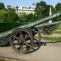 Пушки Времён 1812 года.