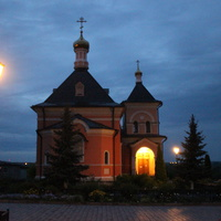 Козельск. Монастырь Введенская Оптина пустынь.