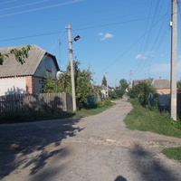 Улица Котляревского.