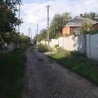 Улица Речная.