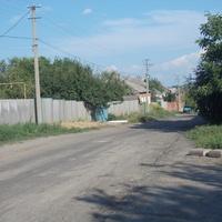 Улица Широкая.