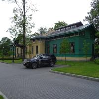 Елизаветинская община сестер милосердия .  Больничный павильон N 2