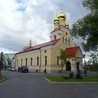Пантелеймона-целителя церковь
