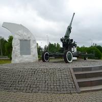 Мемориальный комплекс Великой Отечественной войны на Дороге Жизни