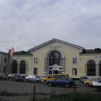 Ж.Д. Вокзал Константиновка