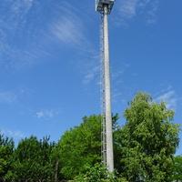 ст. Надёжная. Ретранслятор, установленный на ул. Зеленой