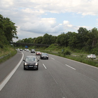 Дорога из Ланштайна