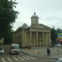 Лютеранская церковь Святого Николая