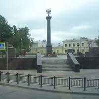 """Обелиск """"Гатчина - город воинской славы"""""""