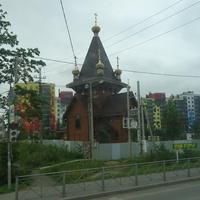 Храм Святителя Митрофана Воронежского
