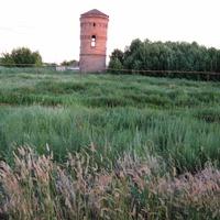 Место расположения дореволюционного депо на железнодорожной станции Мокроус.