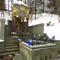 Святой источник преподобного Давида Серпуховского в Московской области