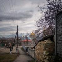 Луганск, улица Крутая, каменный брод