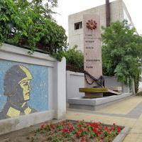 Мемориал ВОВ на Пляжной улице