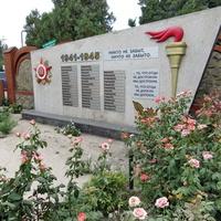 Мемориальная стела воинам ВОВ