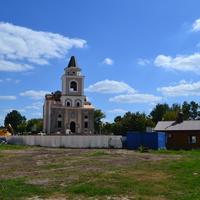 Строительство храма на Наугорском шоссе
